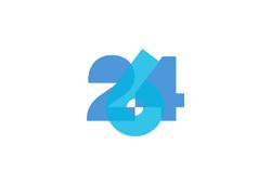 6 in 24