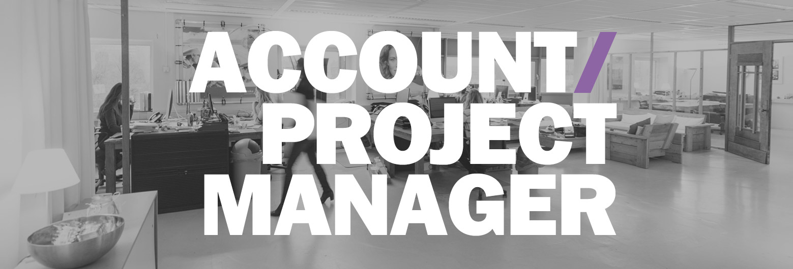 Account / Projectmanager