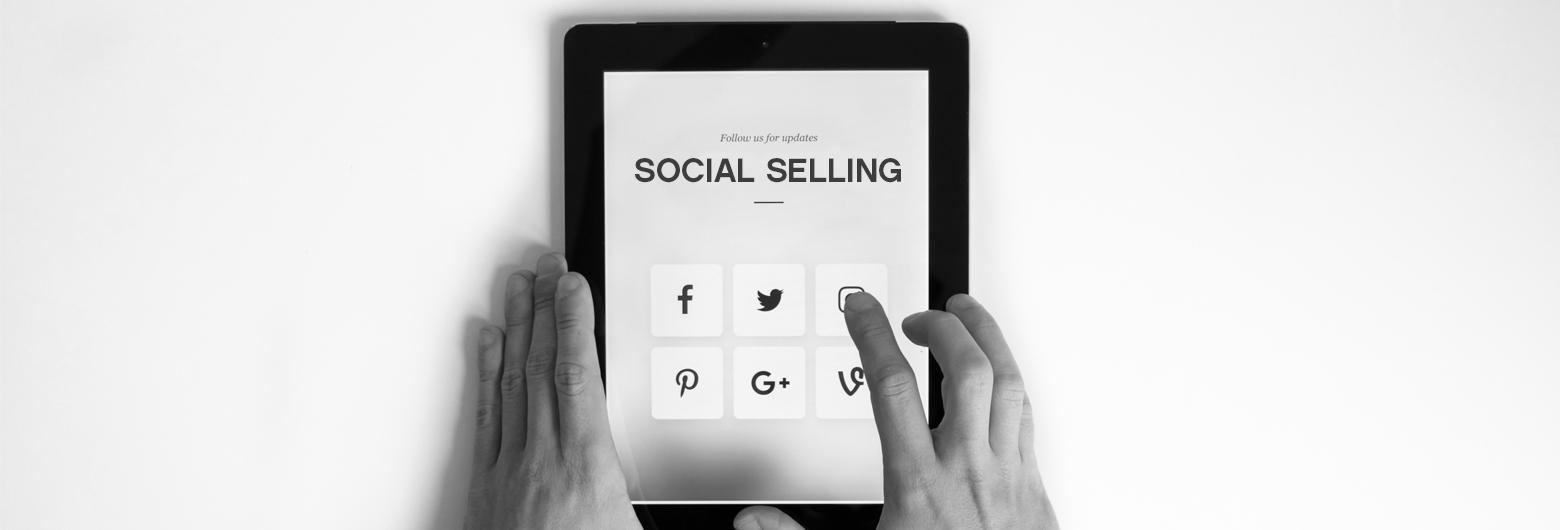 Social selling voor B2B: hoe sales en marketing meer uit social media kunnen halen