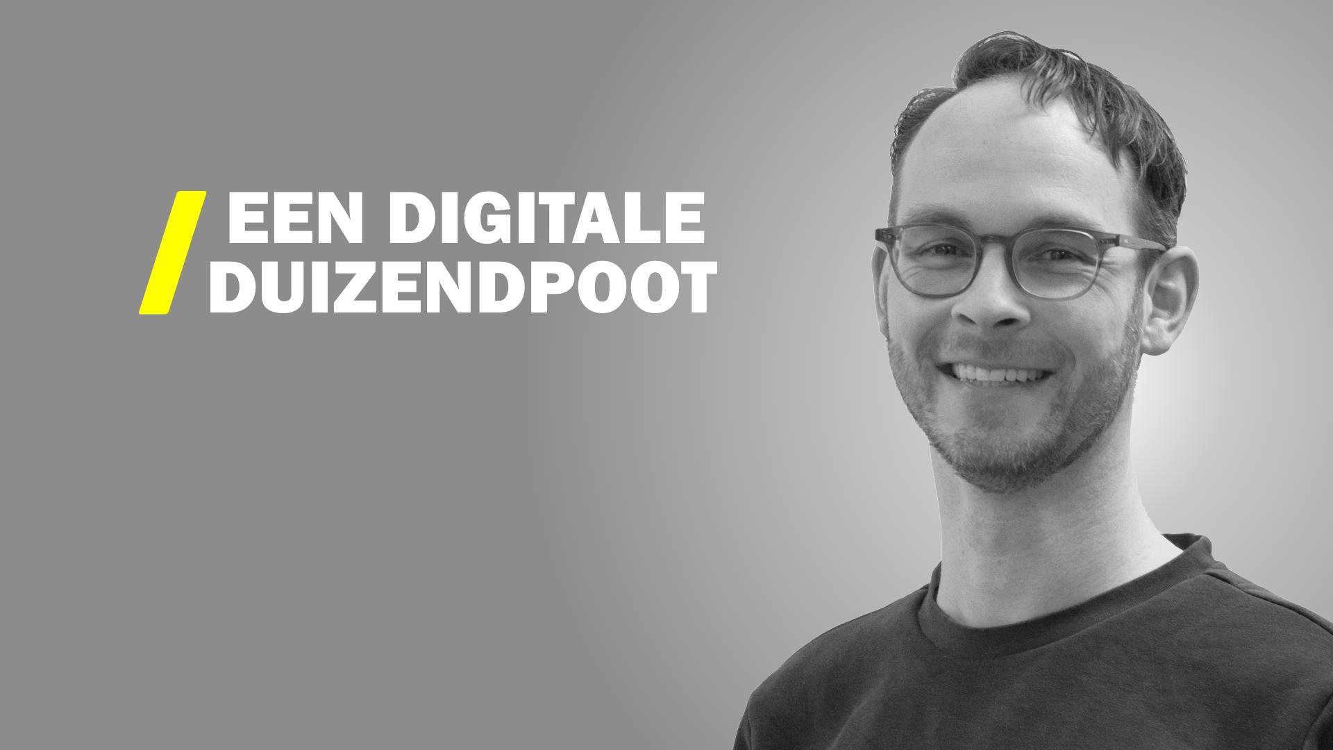 Maak kennis met Ralf: onze nieuwe Digital Designer